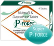 super p-force for premature ejaculation